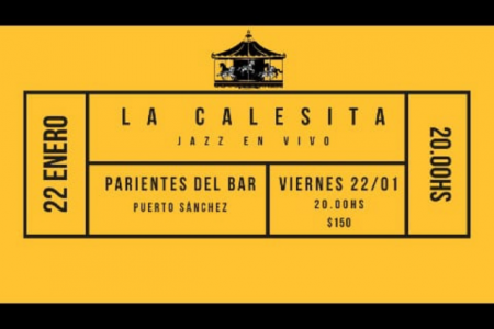 Jazz en Parientes del Bar