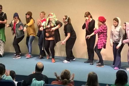 5° Encuentro Provincial de Profesores de Teatro