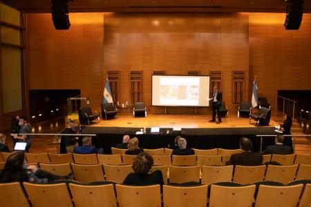 Reunión entre investigadores argentinos e israelíes para potenciar la cooperación en Covid