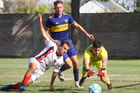 La Reserva de Patronato perdió con Boca y se despidió de la Copa de la Liga