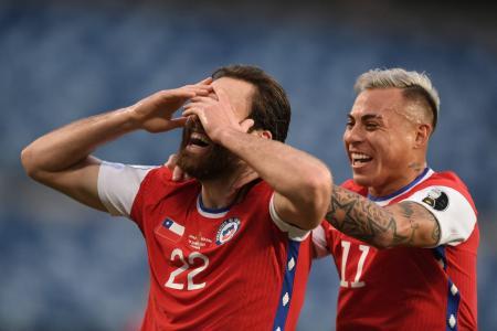 Copa América: Chile venció a Bolivia y obtuvo su primer triunfo en el Grupo A