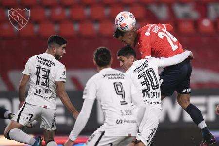 Liga Profesional de Fútbol: Patronato perdió su invicto a manos de Independiente