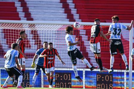 Patronato no pudo sostener la ventaja y empató con Argentinos en La Paternal