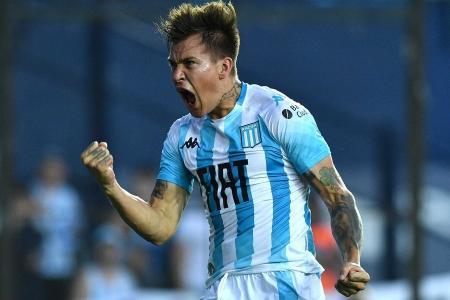 """Fútbol: Racing declarará """"intransferible"""" al entrerriano Nicolás Reniero"""