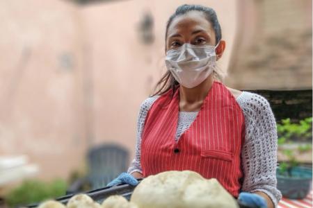 emprendedora (Foto: Desarrollo Social)