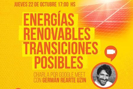 energías renovables Fundación Cauce