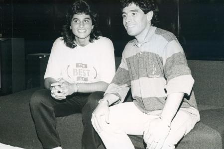 Ginóbili, Vilas, Aymar y otras figuras del deporte argentino despidieron a Maradona
