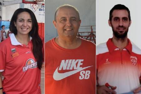 """Desde Talleres celebraron la realización del """"Campeonato desde Casa"""" del básquet femenino"""