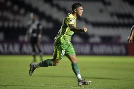 Copa Sudamericana: Defensa y Justicia pisó fuerte en Brasil y pasó a los cuartos de final