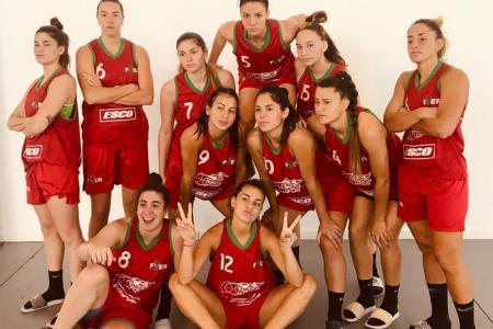 Básquet: las chicas de Entre Ríos debutaron con un aplastante triunfo en el Argentino