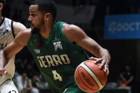 El paranaense Erik Thomas seguirá su carrera en el básquetbol de Mèxico