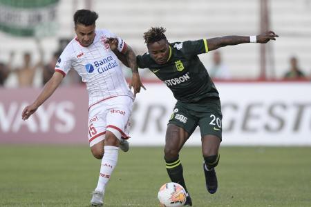 Huracán apenas empató de local y se terminó su aventura en la Copa Sudamericana