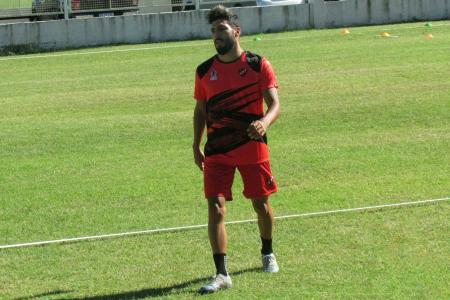 Con Gabriel Gudiño como novedad, Patronato retomó los entrenamientos