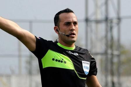Fernando Espinoza será el árbitro de Patronato-Unión de Santa Fe