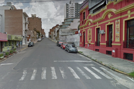 Captura Google Maps