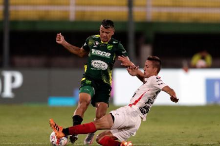 Patronato perdió su tercer partido consecutivo por la mínima y sigue sin levantar cabeza