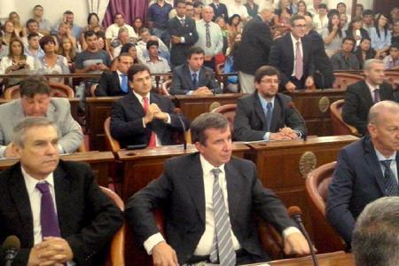 Ex senadores de Cambiemos