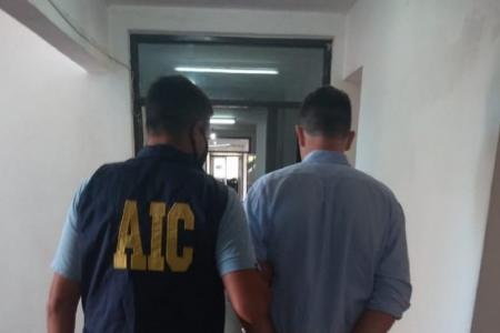 ex diputado radical detenido por abigeato