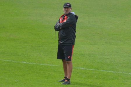 Fútbol: dos cambios y una duda tiene el DT de Patronato para recibir a Sarmiento