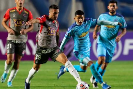 Arsenal comenzó la Copa Sudamericana con una derrota en la altura de La Paz