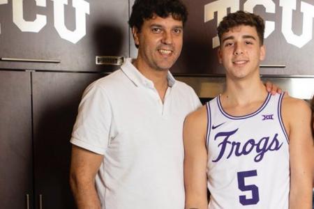 """Daniel Farabello: """"El objetivo es que lleguen la mayor cantidad de jugadores a la mayor"""""""