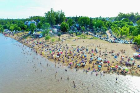 Más 176.000 visitantes llegaron a Entre Ríos por el feriado de Carnaval