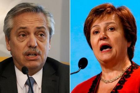 Fernández y Georgieva