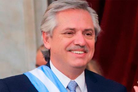 Alberto Fernández presidente