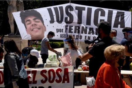 Crimen de Fernando Báez Sosa