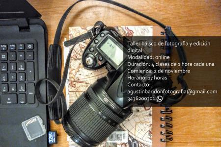"""""""Fotografía y edición digital"""""""