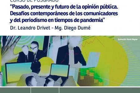 Opinión Pública en Tiempos de Pandemia