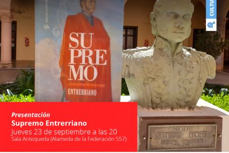 """""""Supremo Entrerriano"""""""