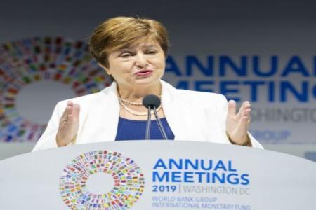 """""""Estamos buscando hacer lo que podamos para ayudar a Argentina"""", dijo la titular del FMI"""