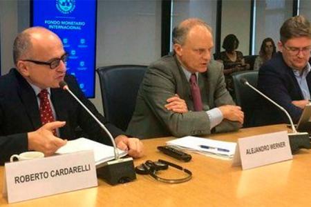 misión del FMI