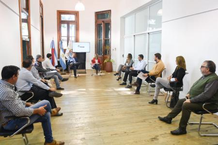Foto prensa Municipalidad Paraná