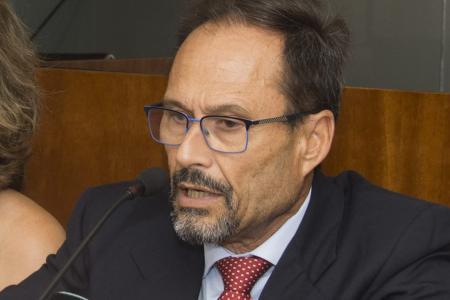 El procurador García derivó a Fiscalía de La Paz el pedido de declaración de Castrillón