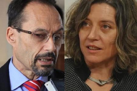 Presentaron pedidos de jury contra el Procurador General y la Procuradora Adjunta