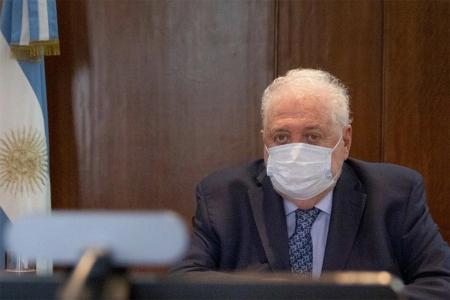 """Ginés González García: """"En marzo podremos tener masivamente la vacuna contra el coronavirus""""."""