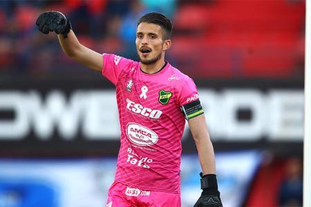 """""""Es el partido más significativo que jugaré en mi carrera"""", expresó el entrerriano Unsain"""