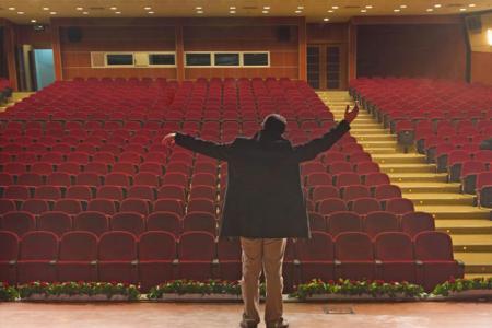 Crisis en la industria teatral