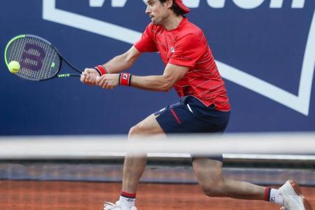 Tenis: Guido Pella avanzó a la segunda ronda de Roland Garros