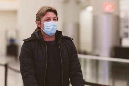 Fútbol: el crespense Heinze llegó a Estados Unidos para asumir en Atlanta United