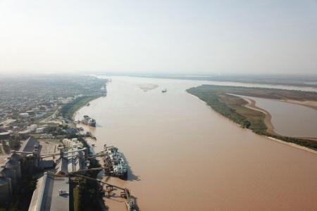 Hidrovía Río Paraná