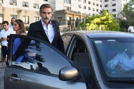 El cuestionado juez Gustavo Hornos sigue cosechando rechazo entre sus propios pares.
