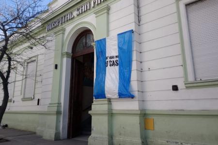Ya se realizaron 60 extracciones de plasma en el Hospital San Martín