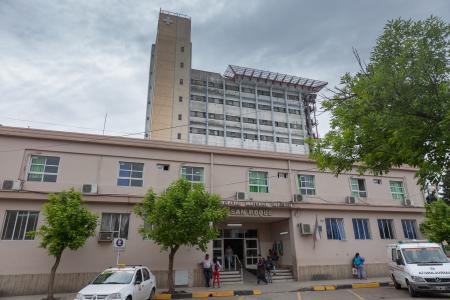 Hospitalizaron a un niño tras ser chocado por una moto en Paraná