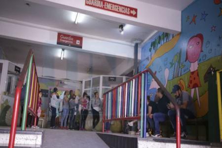 Hospital de Niños San Roque