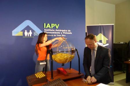 IAPV sorteo de viviendas