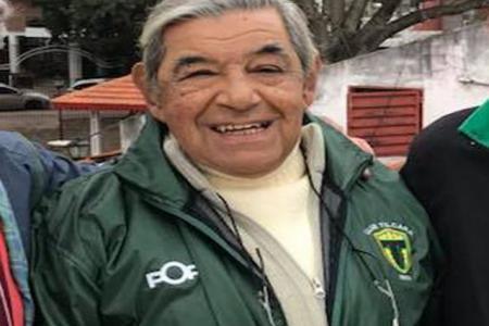 Un adiós al Moncho Ibáquez