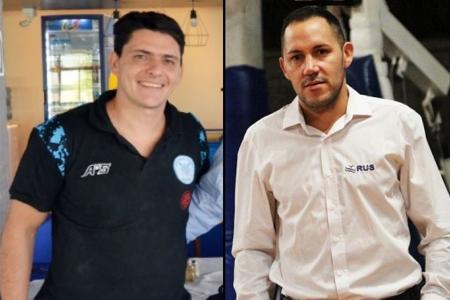 """Ignacio Barsanti y Damián Gamarra disertaron en el ciclo """"Pensar, Pasar y Tirar"""""""